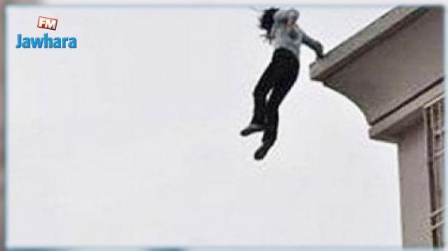 المهدية : فتاة تلقي بنفسها من الشرفة إثر خلاف مع صديقها