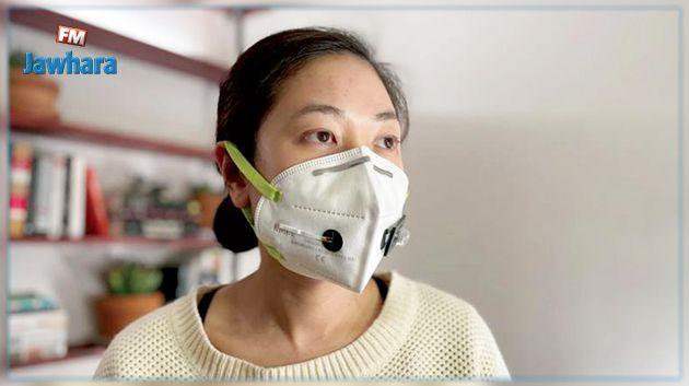 كمامة تشخص الإصابة بفيروس كورونا (فيديو)