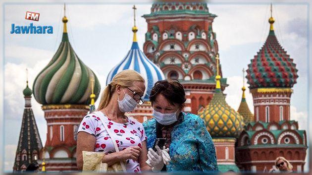 روسيا: اكتشاف أولى حالات كورونا من سلالة