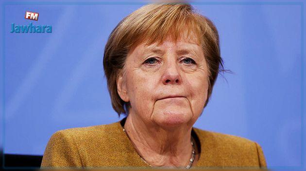 ألمانيا: ميركل تعرب عن قلقها إزاء تسارع تفشّي فيروس كورونا في البلاد