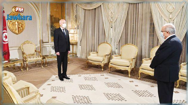 سعيّد يستقبل وزير الخارجية الجزائري