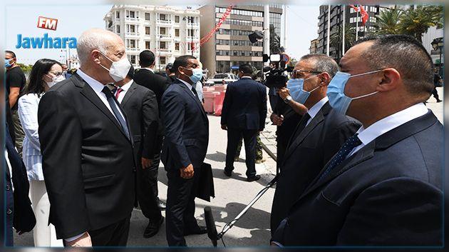 رئيس الجمهورية يدعو الغرسلاوي لاتخاذ الاجراءات اللازمة