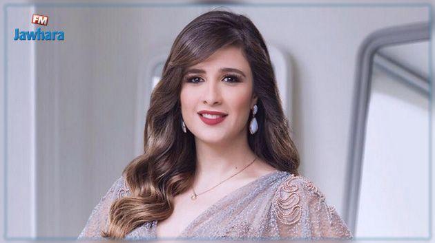 النجمة المصرية ياسمين عبد العزيز تغادر المستشفى