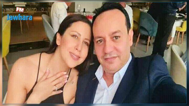 علاء الشابي يحتفل بزواجه من ريهام بن علية (فيديو)
