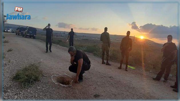 الاحتلال يعتقل آخر أسيرين فرّا من سجن جلبوع