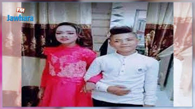 تدخّل الشّرطة اثر اعلان خطبة طفلين في مصر
