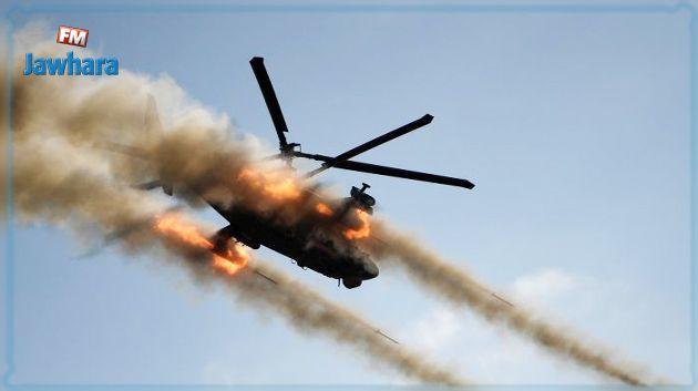 ليبيا: مقتل عسكرييْن في تصادم مروحيتين