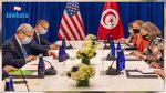 فحوى لقاء بين نائبة وزير الخارجية الأمريكية وعثمان الجرندي