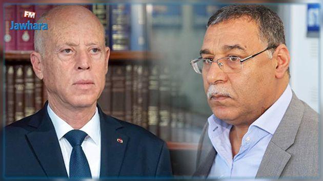 عبد الحميد الجلاصي: خطاب رئيس الجمهورية كان متشنجا وقسّم التونسيين