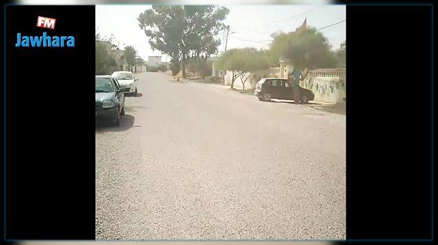 شطّ مريم: تجهيز طريق جديدة أمام مدرسة دون مخفّضات سرعة ورئيس البلدية يوضّح