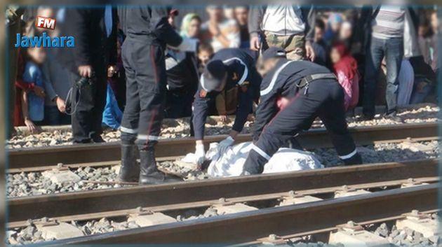 صفاقس: وفاة رجل دهسه قطار