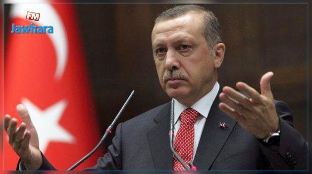 أردوغان يسدي تعليماته بطرد 10 سفراء من تركيا