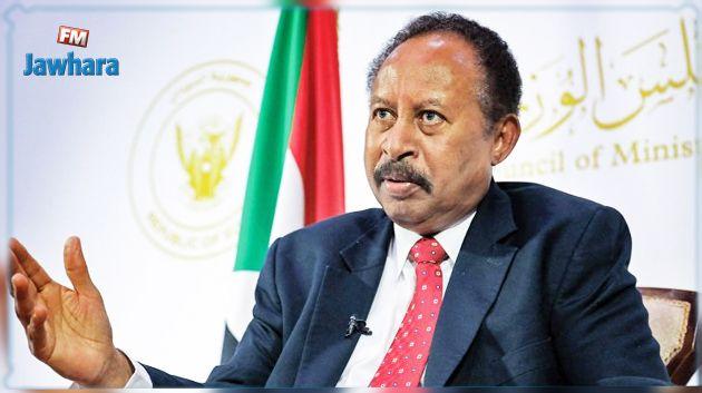 وضع رئيس الحكومة السودانية تحت الإقامة الجبرية و اعتقال وزراء