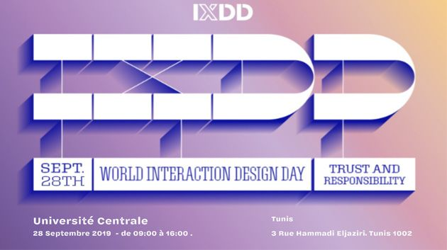 IXDD : Journée internationale du Design d'interaction