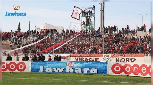 النجم الساحلي تأجيل موعد بيع تذاكر مباراة الاهلي المصري