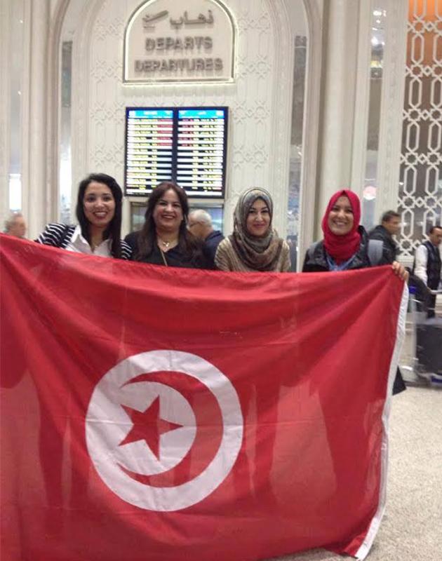 Des tudiantes tunisiennes prim es un festival au soudan for Foyer international des etudiantes