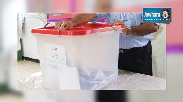Fermeture des bureaux de vote en tunisie