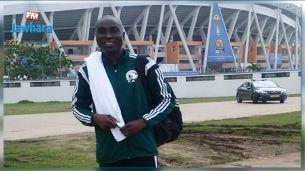 CAN 2017: L'ivoirien Denis Dembélé, arbitre de la rencontre Tunisie - Zimbabwe