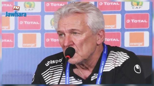 Kasperczak : J'ai une entière confiance en mes joueurs
