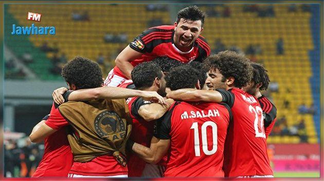 CAN 2017 : L'Egypte affronte aujourd'hui le Burkina Faso pour une place en finale