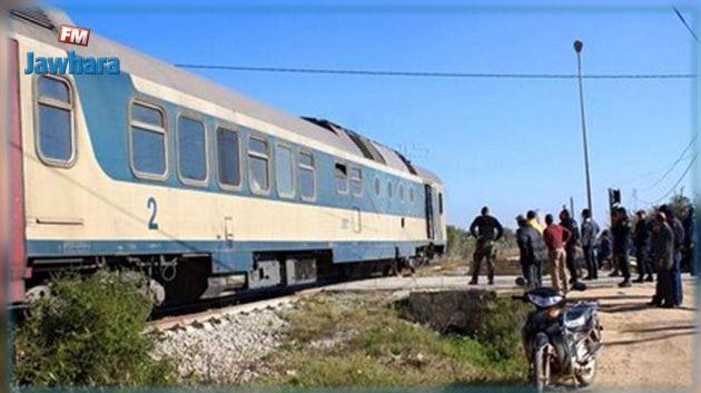 Un enfant percuté par un train