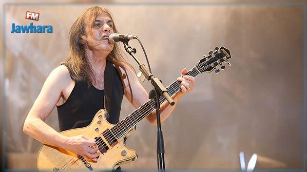 Mort de Malcolm Young, fondateur et guitariste du groupe AC/DC
