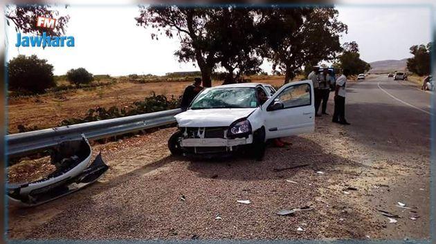 Remada : Un homme meurt dans un accident de la route