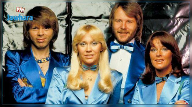 Le groupe ABBA de retour, après 35 ans d'absence