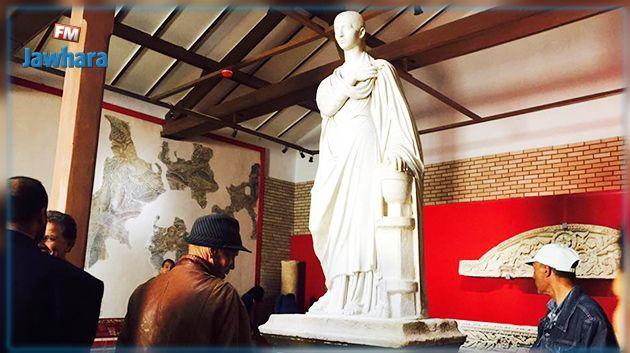 Kasserine : Réouverture du musée archéologique de Haidra