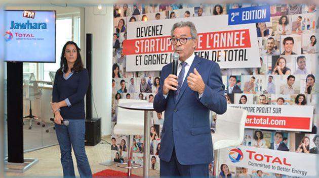 Total lance le challenge startupper de l'année 2018