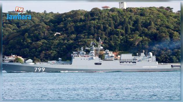 La Russie capture trois navires ukrainiens, escalade de tensions entre Kiev et Moscou