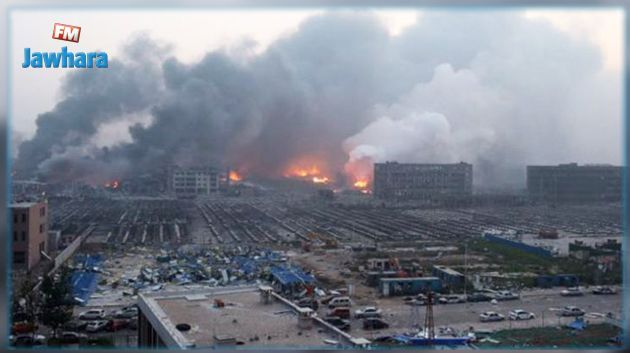 Chine : Au moins 22 morts dans une explosion chimique
