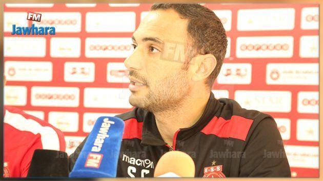 Seif Ghezel, nouvel entraineur de l'ES Hammam-Sousse