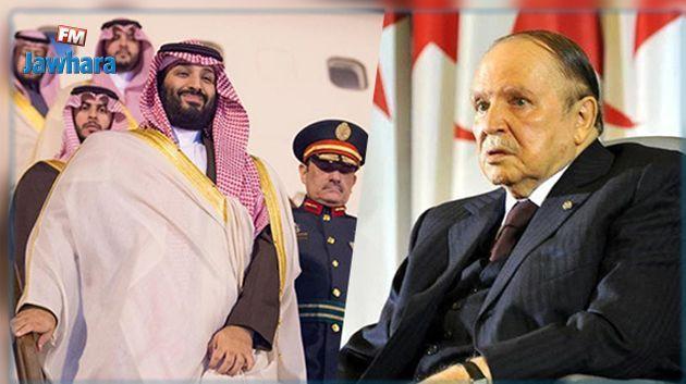 Algérie : Bouteflika n'a pas pu recevoir Mohamed Ben Salmane à cause d'une