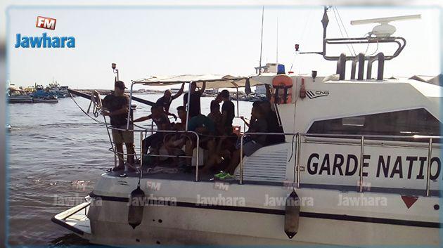 Immigration clandestine : Arrestation de 4 personnes