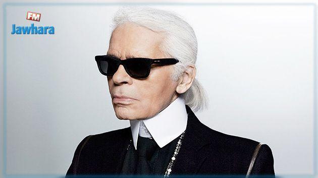 Le couturier Karl Lagerfeld est décédé