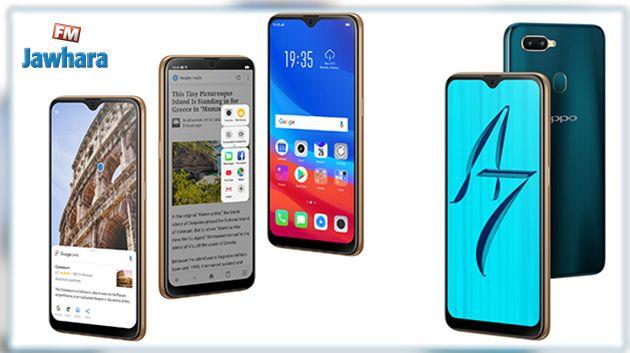OPPO étoffe sa série A avec un nouveau smartphone, le A7