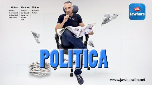 Politica du lundi 08 Avril 2019