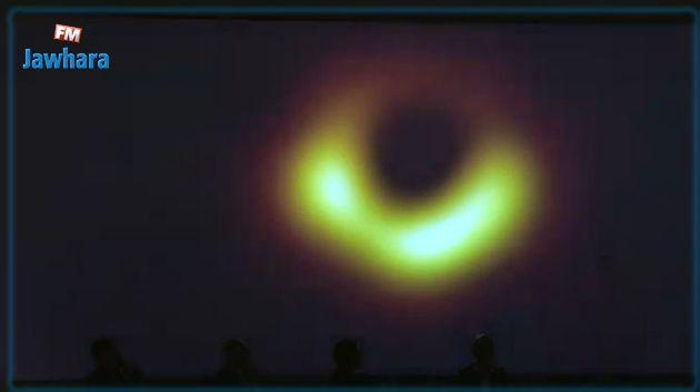 La première vraie image d'un trou noir dévoilée
