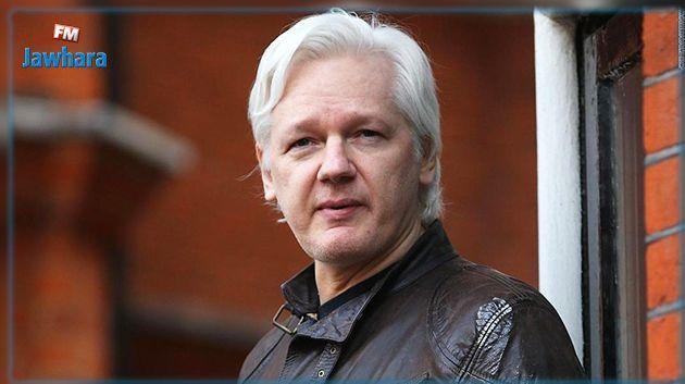 Le fondateur de WikiLeaks, Julian Assange, arrêté par la police britannique