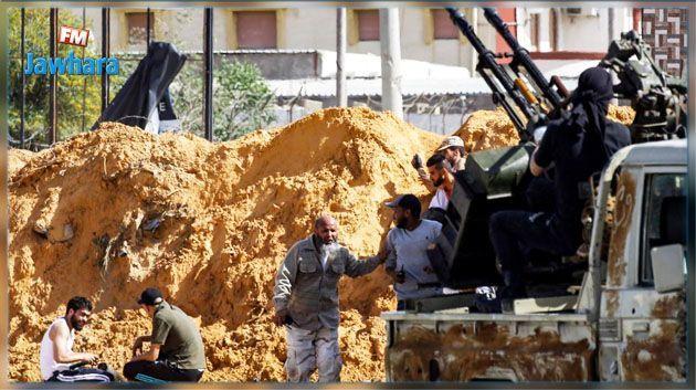 Le bilan des combats aux abords de Tripoli dépasse les 200 morts, selon l'OMS