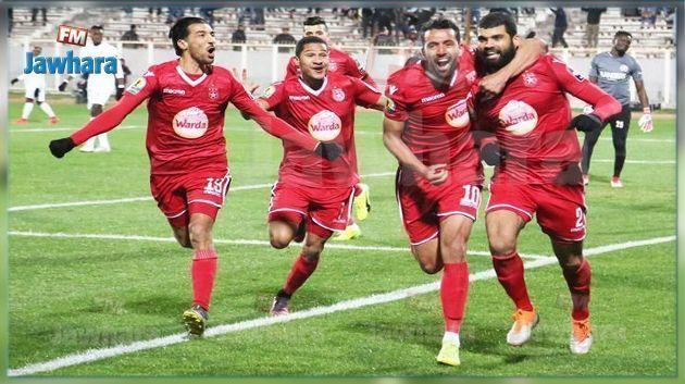 Coupe Arabe - Finale : Formation de l'ESS face au Hilal Saoudien