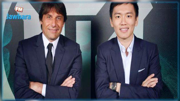 Antonio Conte, nouvel entraineur de l'Inter Milan
