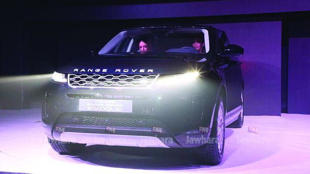 Lancement du nouveau Range Rover Evoque en Tunisie