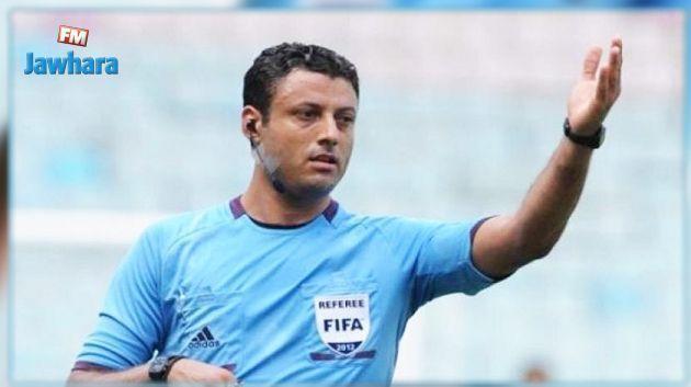 CAN 2019 : L'arbitre tunisien Youssef Sraïri pour le match opposant le Bénin au Ghana