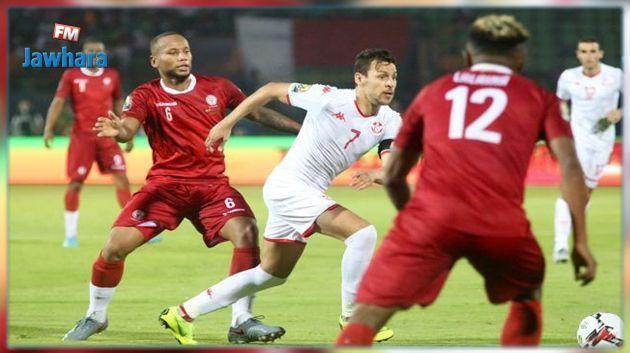 France Football - CAN 2019 : Les notes de Madagascar - Tunisie
