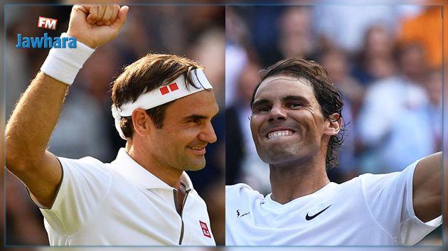 Tennis - Tournoi de Wimbleton : Rafael Nadal affronte Federer en demi-finale