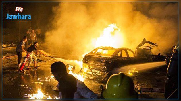 Egypte : Dix-neuf morts au Caire dans une explosion provoquée par un accident de voiture