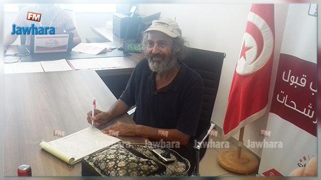 Élection présidentielle : L'artiste Abdelhamid Ammar dépose sa candidature