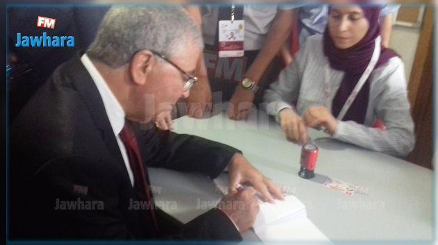 Présidentielle : Abdelkarim Zebidi dépose officiellement sa candidature